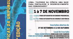 2ª Ediçào de Jornadas Científicas UniPúnguè - 2021