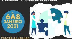 Capacitação Psico-Pedagógica UniPúnguè 2021
